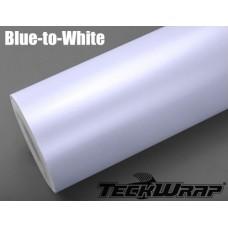 Blue pearlescent / Синий, размер 1,52м х 20м